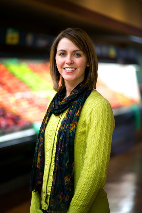Kelly Jo Zellmann, Registered Dietitian
